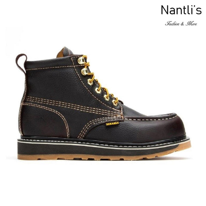 Botas de Trabajo BA612 Dark Brown Work Boots