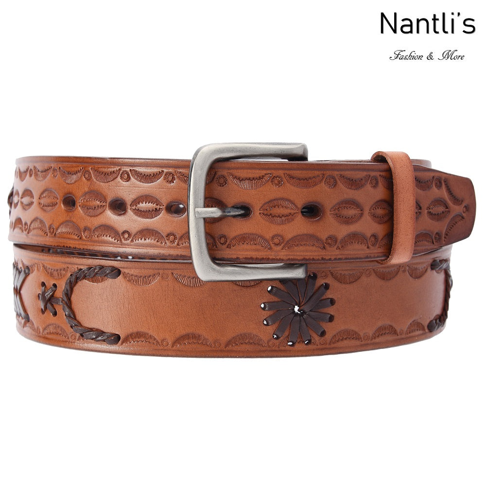 Cinto de Piel TM-10169 Leather Belt