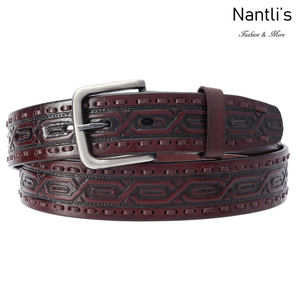 Cinto de Piel TM-10183 Leather Belt