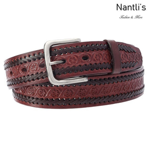 Cinto de Piel TM-10217 Leather Belt
