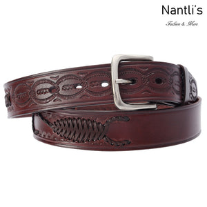 Cinto de Piel TM-10228 Leather Belt