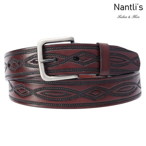 Cinto de Piel TM-10316 Leather Belt