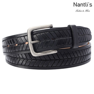 Cinto de Piel TM-10330 Leather Belt