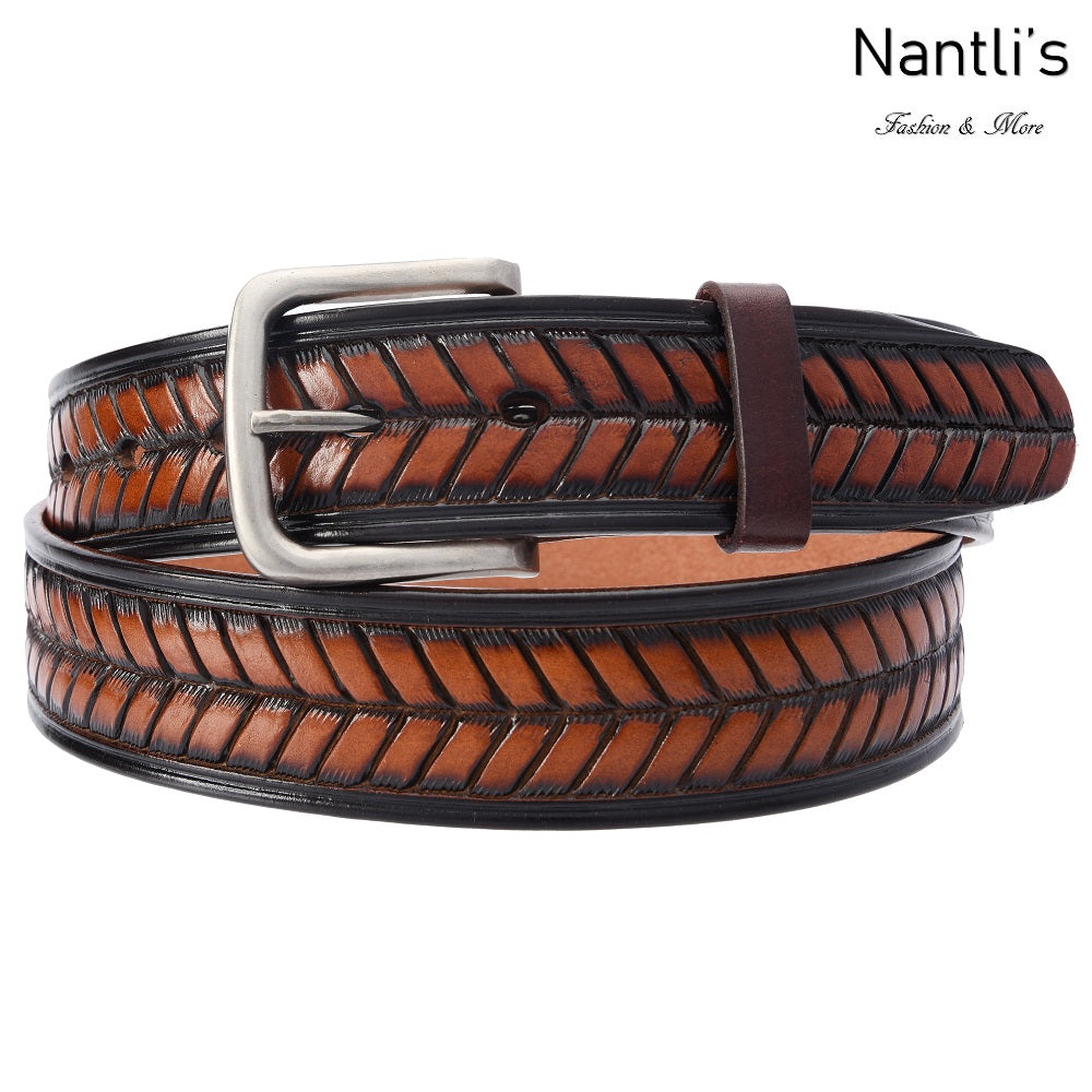 Cinto de Piel TM-10332 Leather Belt