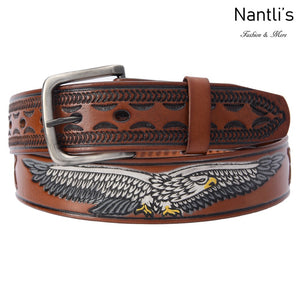 Cinto de Piel TM-10345 Leather Belt