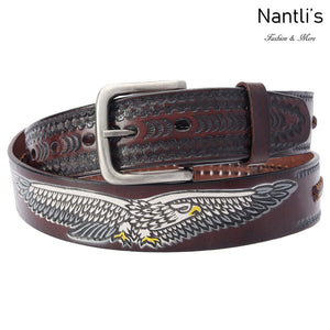 Cinto de Piel TM-10347 Leather Belt