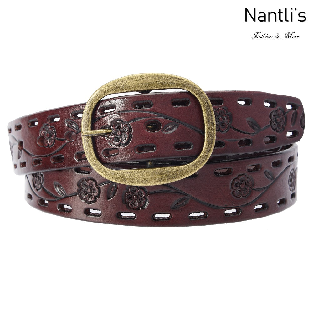 Cinto de Piel TM-10352 Leather Belt