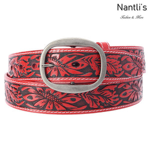 Cinto de Piel TM-10365 Leather Belt