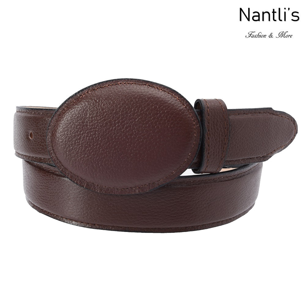 Cinto de Piel TM-13322 Leather Belt