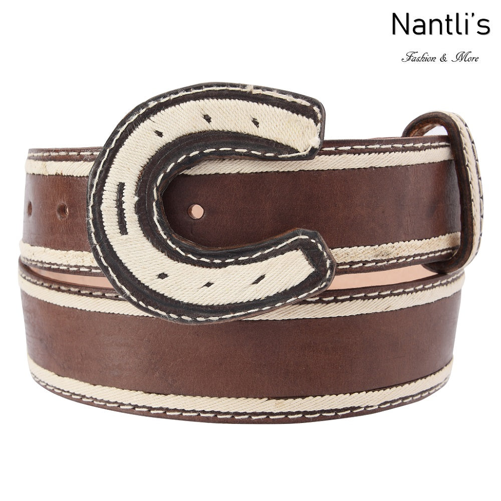 Cinto de Piel TM-14330 Leather Belt