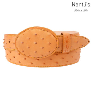 Cinto de Piel TM-15111 Leather Belt