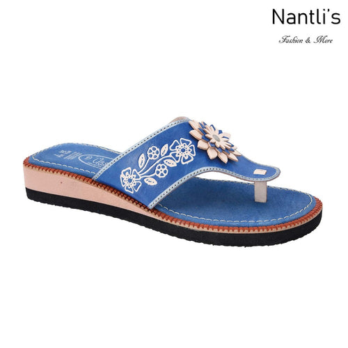 Sandalias Artesanales TM-35116 - Leather Sandals
