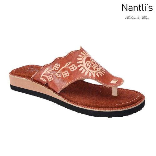 Sandalias Artesanales TM-35120 - Leather Sandals