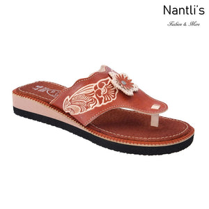 Sandalias Artesanales TM-35161 - Leather Sandals