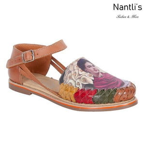 Zapatos Artesanales TM-35240 Frida Kahlo - Leather Shoes