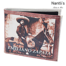 Load image into Gallery viewer, Billetera de Piel - TM-41154 Zapata Leather Wallet