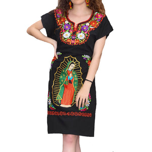 Vestido Bordado TM-77330 Embroidered Dress