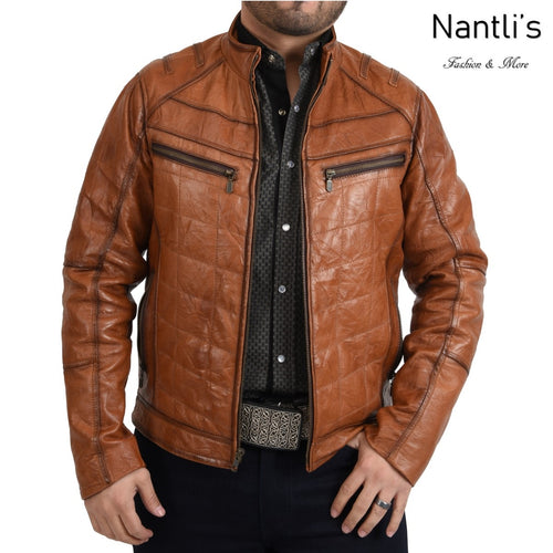 Chamarra de piel para Hombre TM-WD1818 Leather Jacket for Men