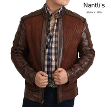 Load image into Gallery viewer, Chamarra de piel para Hombre TM-WD1819 Leather Jacket for Men
