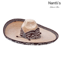Load image into Gallery viewer, Sombrero Charro de paja para hombre TM71121 - Charro hat for Men