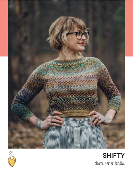 Shifty Sweater Set