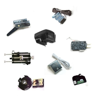 Limit Switches, RPM Sensors & Battery's