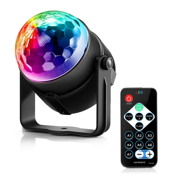 MGY - 019 RGB LED Party Effect Disco Ball Light Stage Lighting