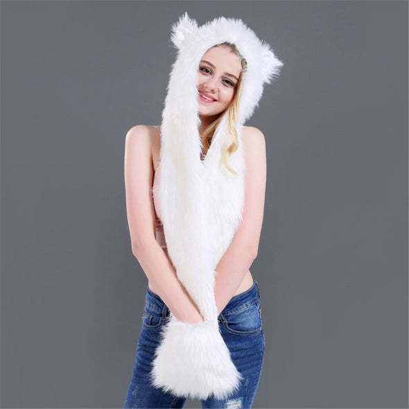 Sexy Warm Faux Fur Accessory
