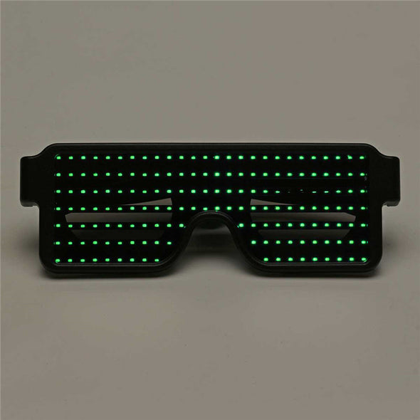 Coolest LED Party Glasses