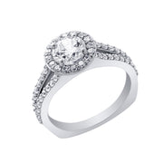 Ashoori & Co. Private Collection 14k Engagement Ring 109677A