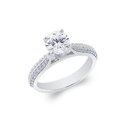 Ashoori & Co. Private Collection 14k Engagement Ring 109692A