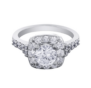 Ashoori & Co. Private Collection 14k Engagement Ring 109835A