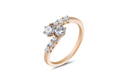 Ashoori & Co. Private Collection 14k Engagement Ring 121808CR