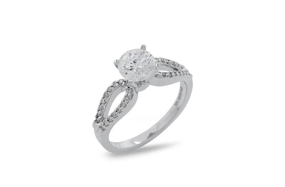 Ashoori & Co. Private Collection 14k Engagement Ring 63556B