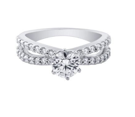 Ashoori & Co. Private Collection 14k Engagement Ring 64790A