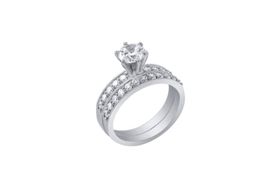 Ashoori & Co. Private Collection 14k Engagement Ring 66266DC