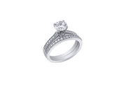 Ashoori & Co. Private Collection 14k Engagement Ring 70377AC