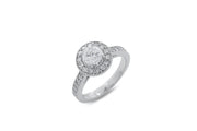 Ashoori & Co. Private Collection 14k Engagement Ring 70386E