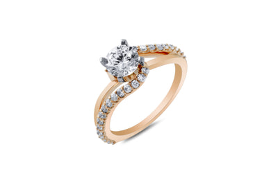 Ashoori & Co. Private Collection 14k Engagement Ring 70391BR
