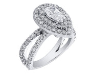 Ashoori & Co. Private Collection 14k Engagement Ring 83519AAA