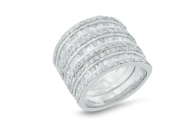 Ashoori & Co. Private Collection 14k Wedding Bands 88545C
