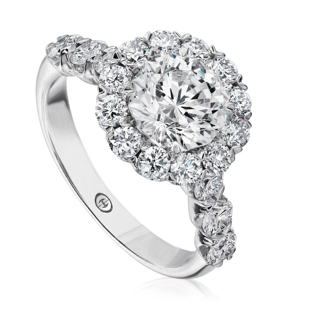 ENGAGEMENT RING SETTING- G52-RD150