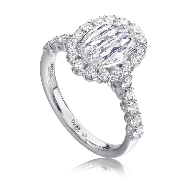 ENGAGEMENT RING - L101-LOV100