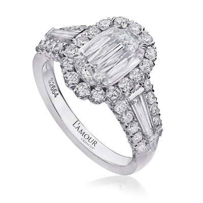ENGAGEMENT RING - L102-100