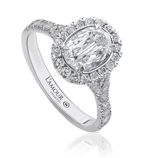 ENGAGEMENT RING - L103-LOV100