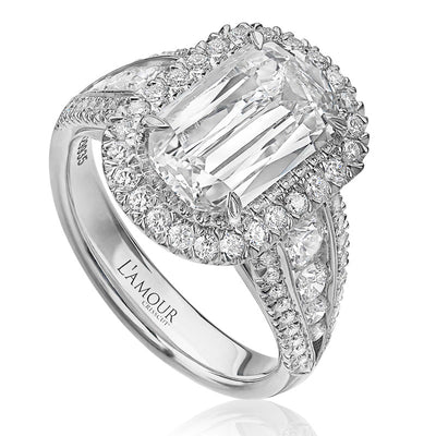 ENGAGEMENT RING - L104-100