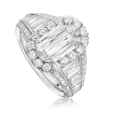 ENGAGEMENT RING - L197-100