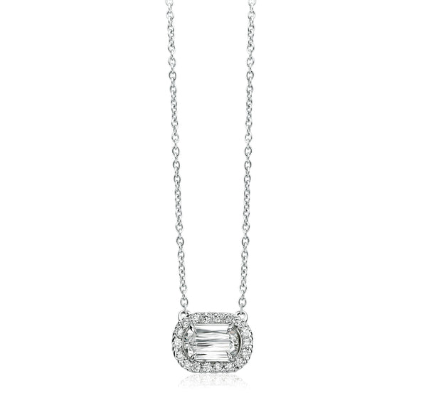 L'AMOUR CRISSCUT® DIAMOND PENDANT - L198PD-033