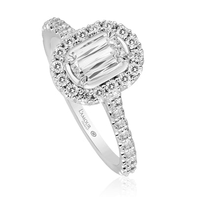 ENGAGEMENT RING - L501-100