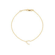 Ashoori & Co Private Collection  14k yellow gold  Bracelet
